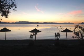 evoia-sunset